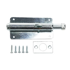 Gatehouse 6-in Steel Foot Bolt  sc 1 st  Loweu0027s & Shop Foot bolt Door Lock Hasps u0026 Barrel Bolts at Lowes.com