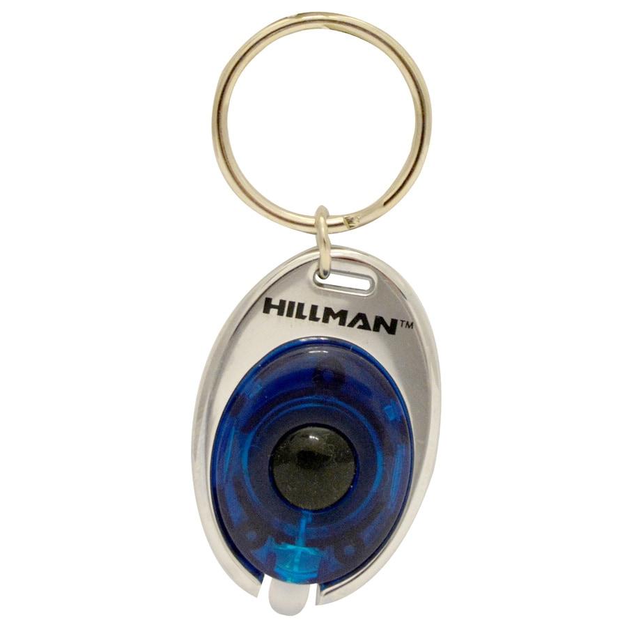 Hillman Mini LED Light Key Chain