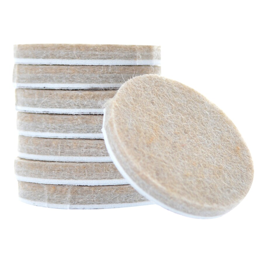 The Hillman Group 1.5-in Round Felt Pad