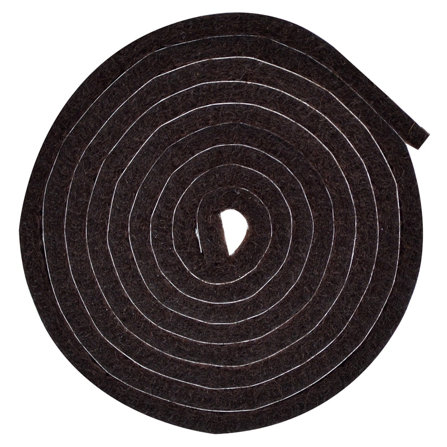 The Hillman Group 0.5-in Strip Felt Pad