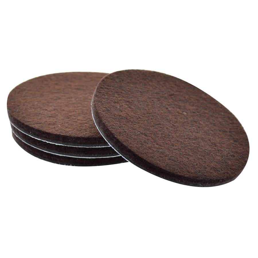 The Hillman Group 2-in Round Felt Pad