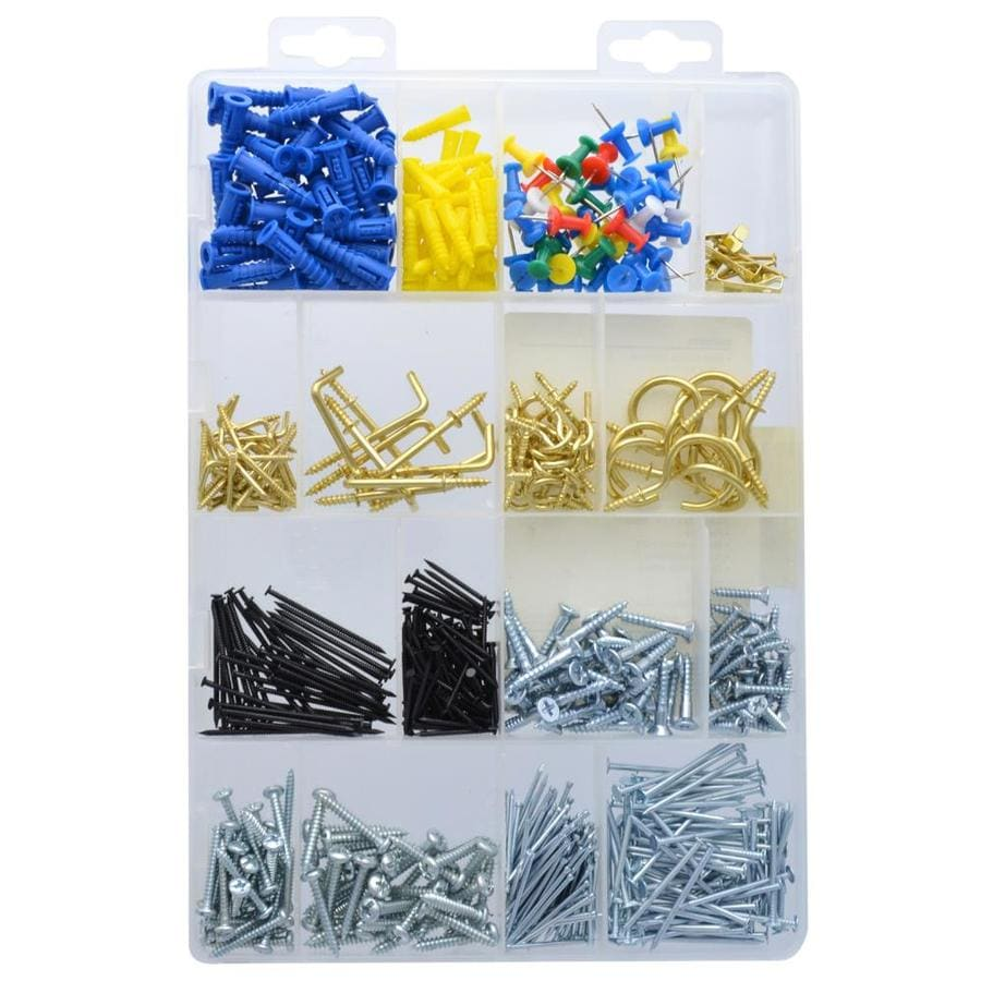 The Hillman Group Kitchen Drawer Assortment Fastener Kit