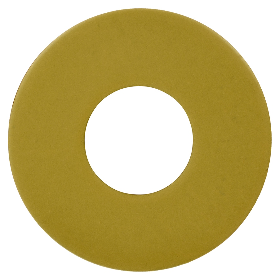 Deck Plus 0.375-in x 0.993-in Coated Standard (SAE) Flat Washer