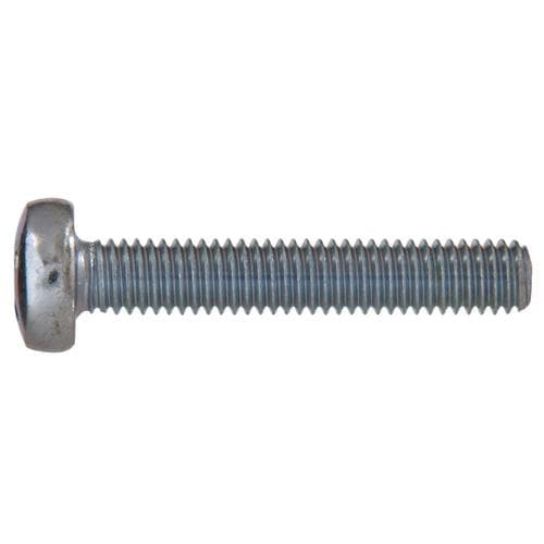 20-Pack The Hillman Group 43906 M3-.50 X 16 Metric Flat Head Socket Cap Screw