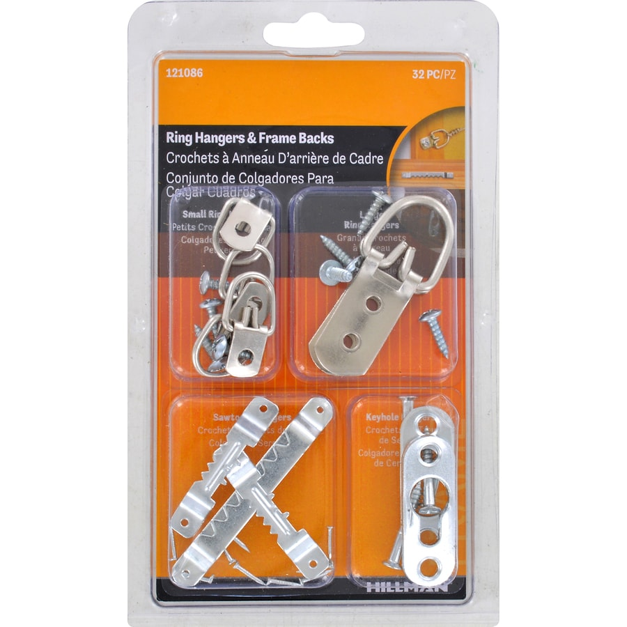 Hillman Frame Hardware Hanging Kit