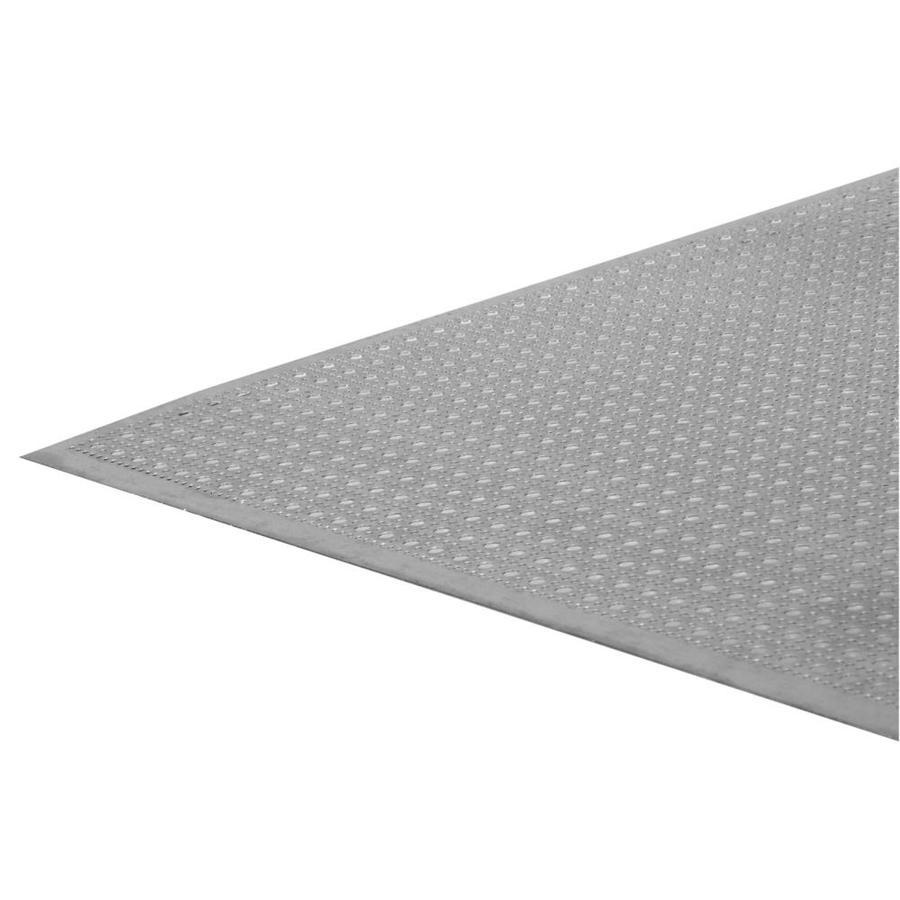 The Hillman Group 12-in x 2-ft Aluminum Sheet Metal