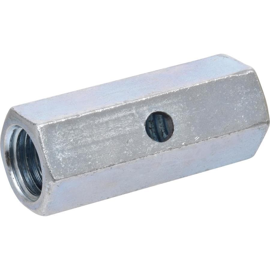 Hillman 7/16-in Zinc-Plated Standard (SAE) Nut