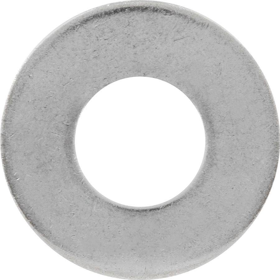 Hillman 0.375-in x 7/8-in Stainless Steel Standard (SAE) Flat Washer