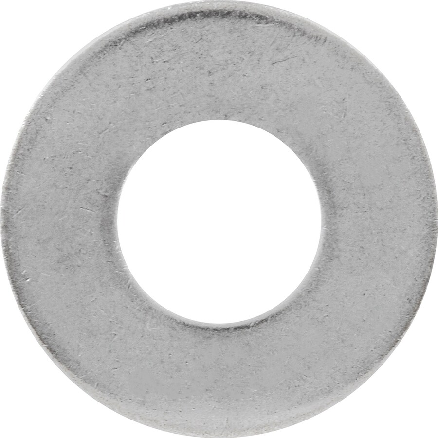 Hillman 0.500-in x 1-in Stainless Steel Standard (SAE) Flat Washer