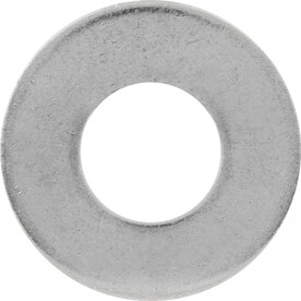 "A1011 Steel 1//8/'/' Steel Washer x 4.5/"" OD x 0.75/"" ID"