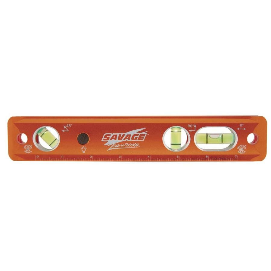 Swanson Tool Company 9.02-in Magnetic Torpedo Level Standard Level