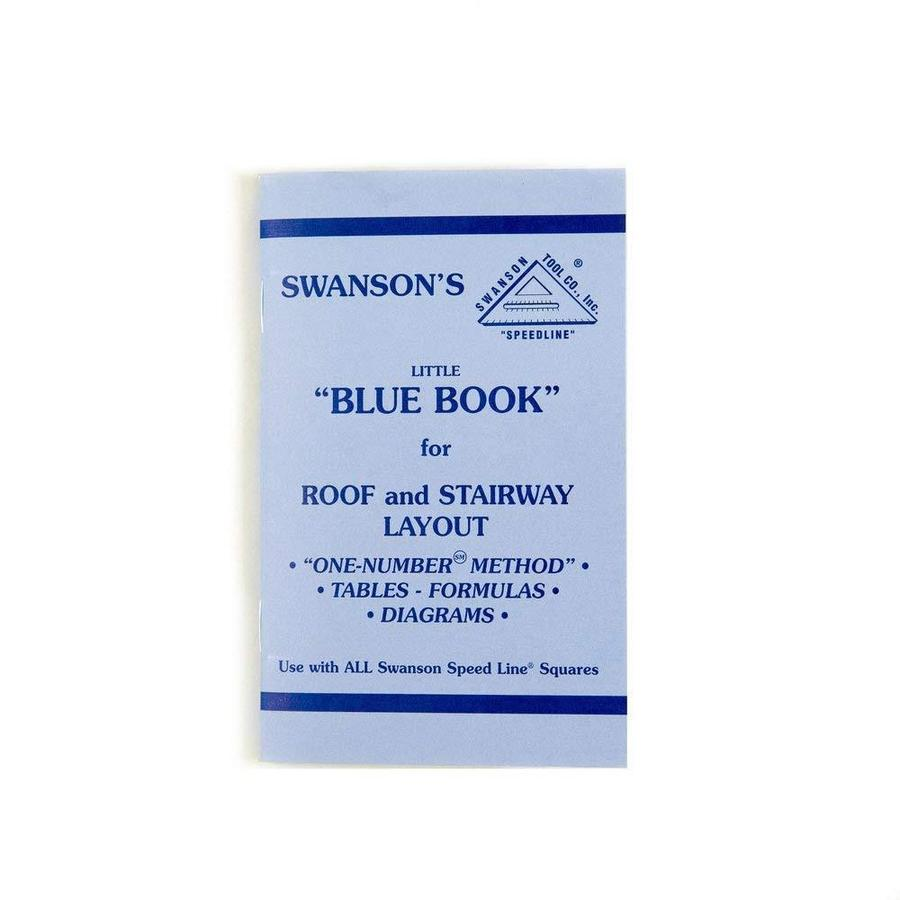 Swanson Tool Company Swanson's Little Blue Book