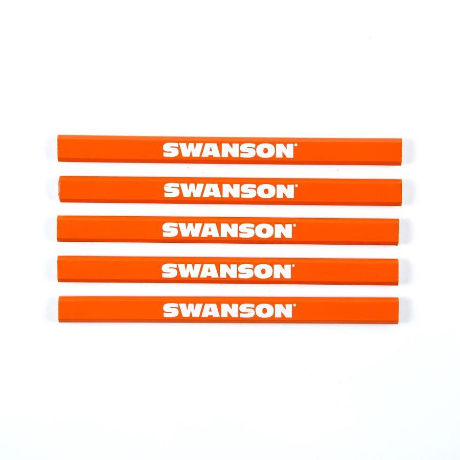 Swanson Tool Company Carpenter Pencil Pack