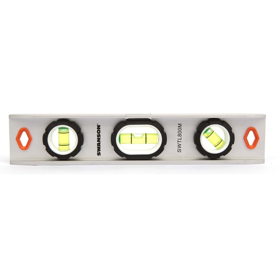 Swanson Tool Company 9-in Magnetic Torpedo Level