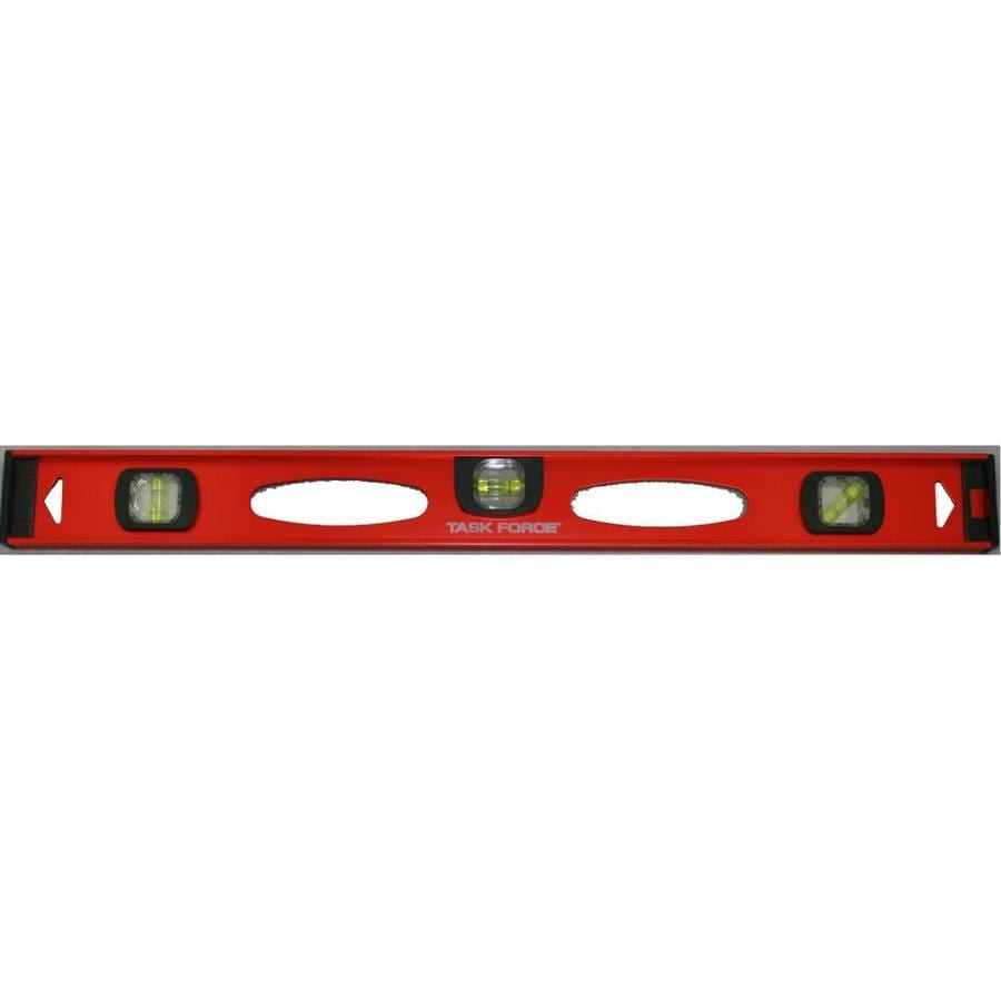 Task Force 24-in Box Beam Level