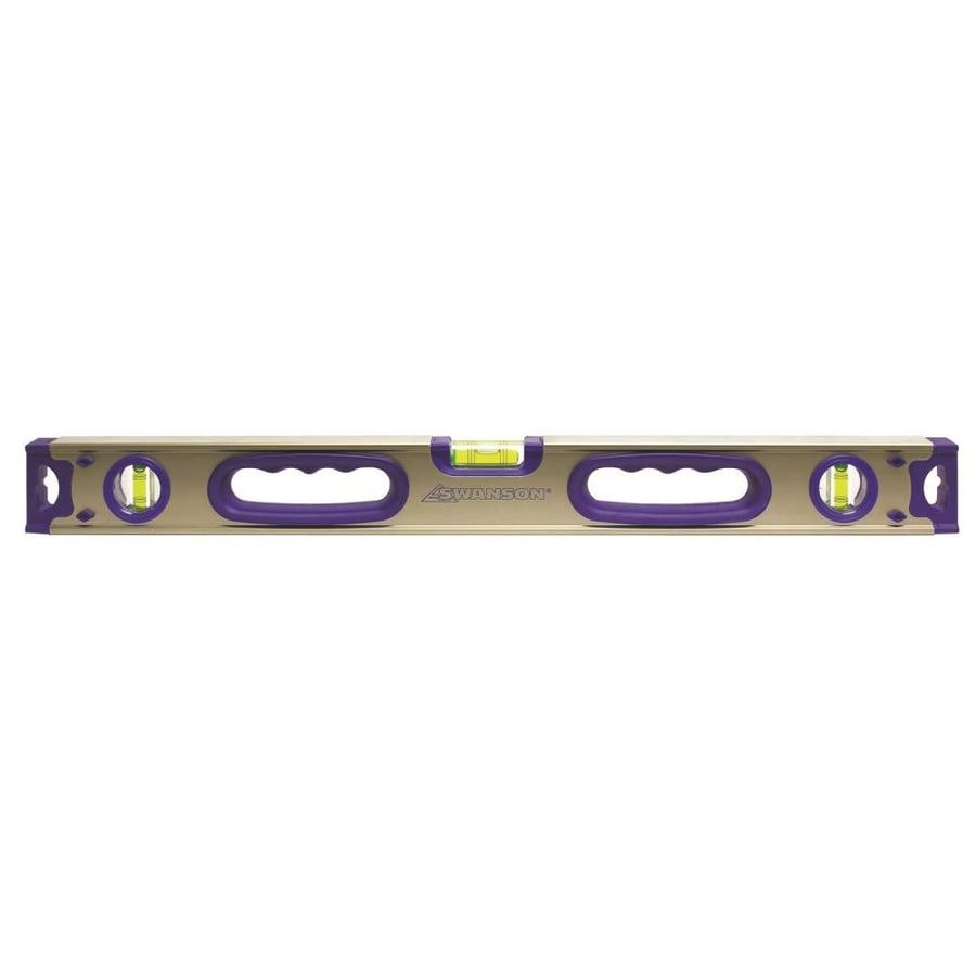 Swanson Tool Company 48-in Magnetic I-Beam Level