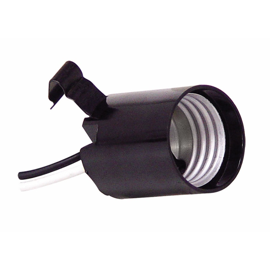 SERVALITE 660-Watt Phenolic Hard-Wired Light Socket