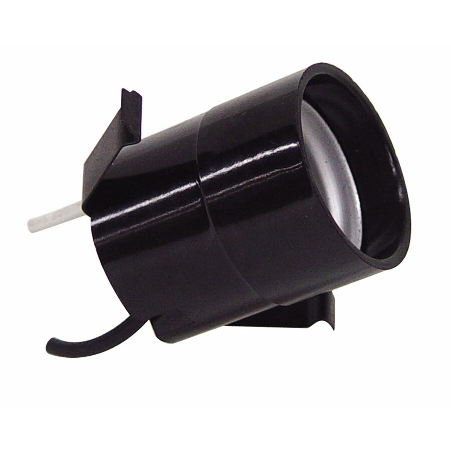 SERVALITE 250-Watt Black Hard-Wired Light Socket