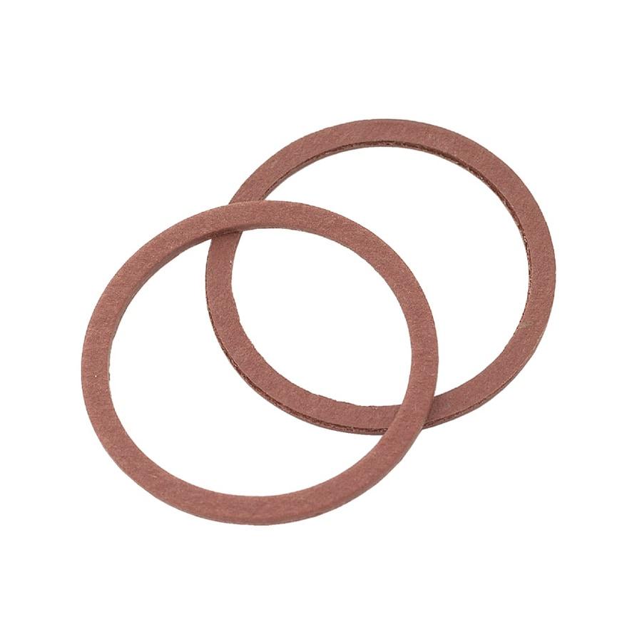 BrassCraft 2-Pack 7/8-in Fiber Cap Thread Gasket