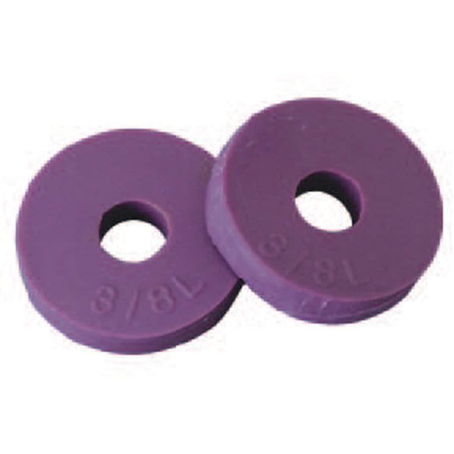 Shop BrassCraft 10-Count 1/4-in x 3/4-in Rubber Standard (SAE) Flat ...