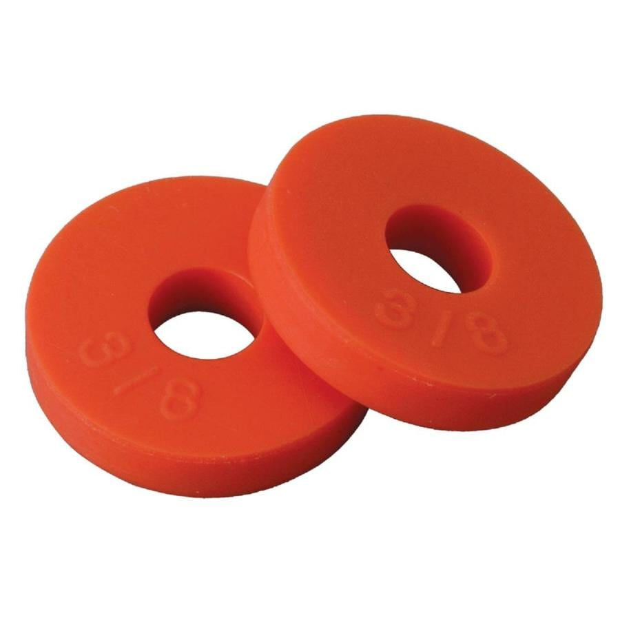 Shop Brasscraft 2 Pack 0 625 In Rubber Washer At Lowes Com