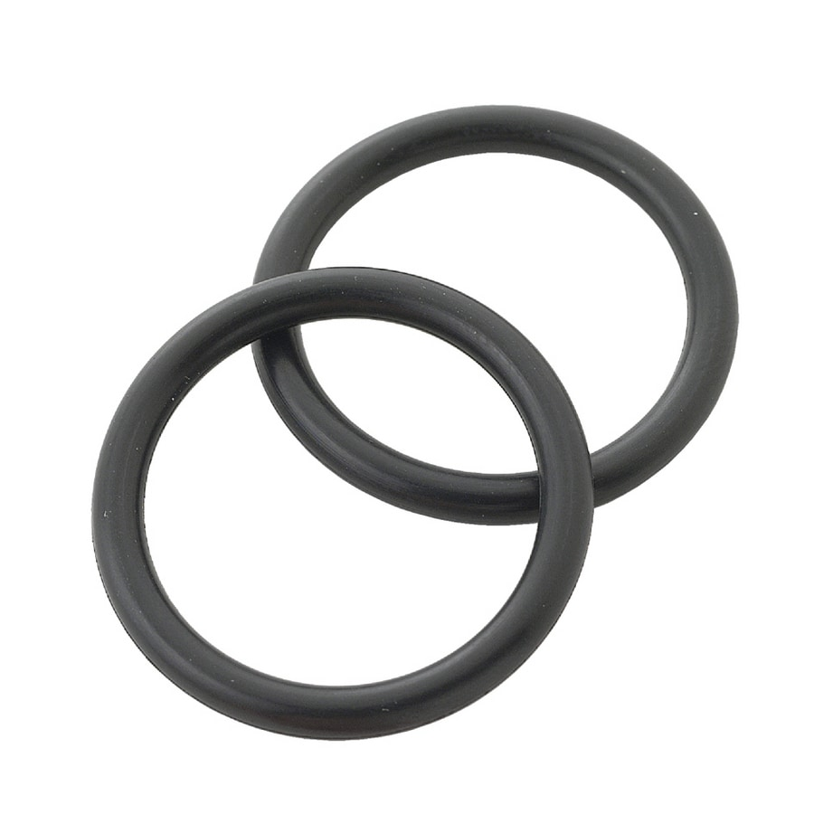 BrassCraft 1.3125-in x 0.125-in Rubber Faucet O-Ring