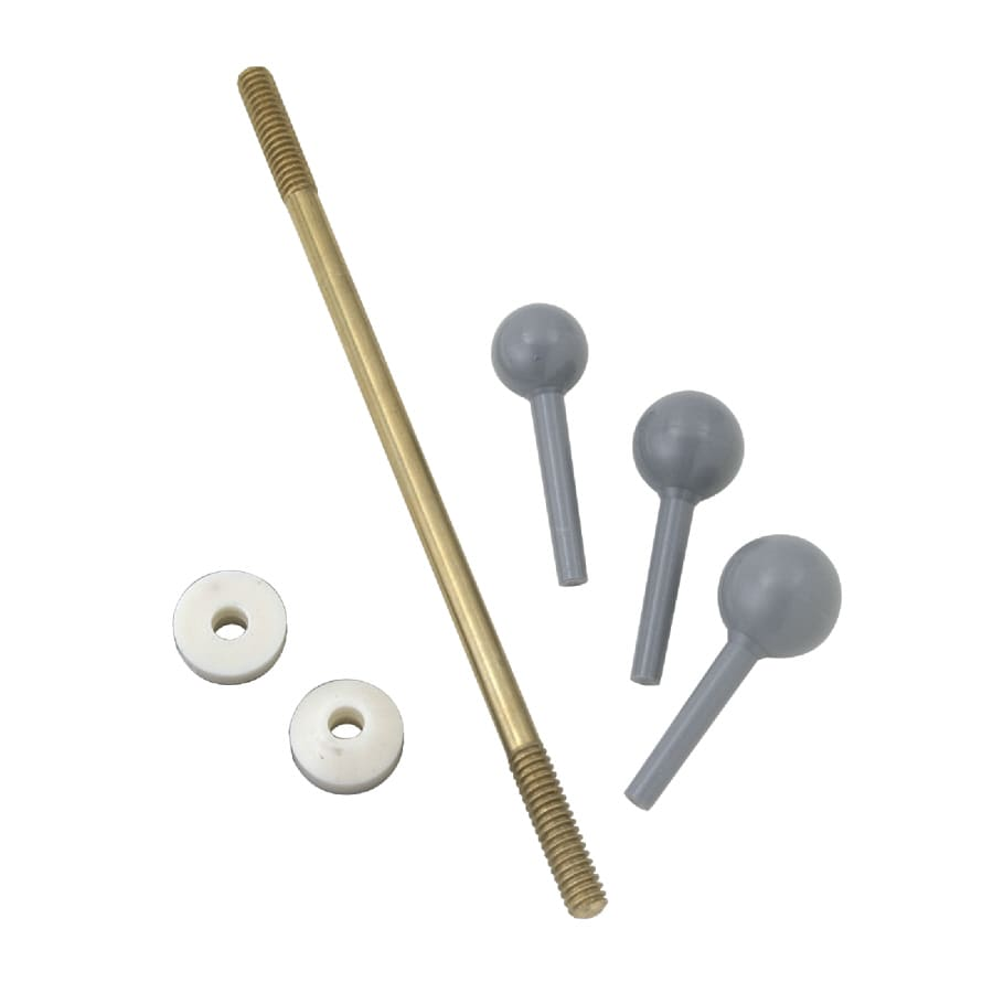 BrassCraft Universal Fit Brass Pop-Up Drain Ball Rod Assembly