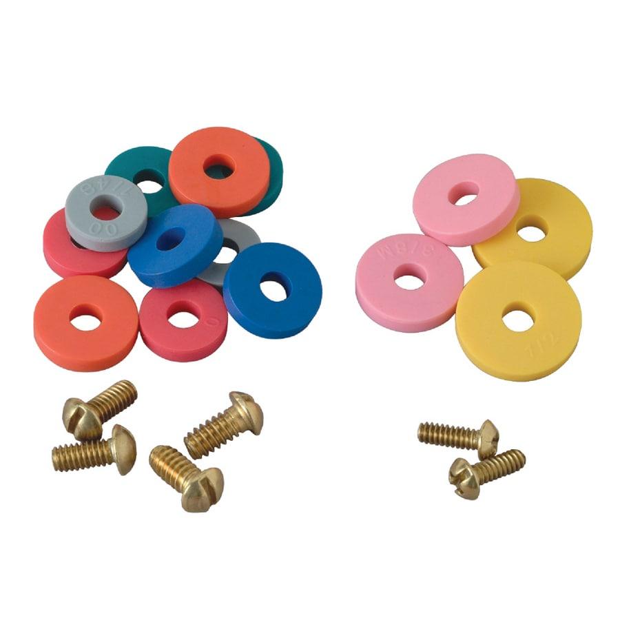 BrassCraft 20-Pack Assorted Flat Bibb Washers
