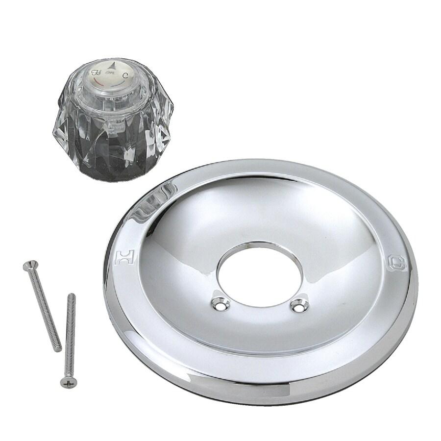 BrassCraft Chrome Tub/Shower Trim Kit