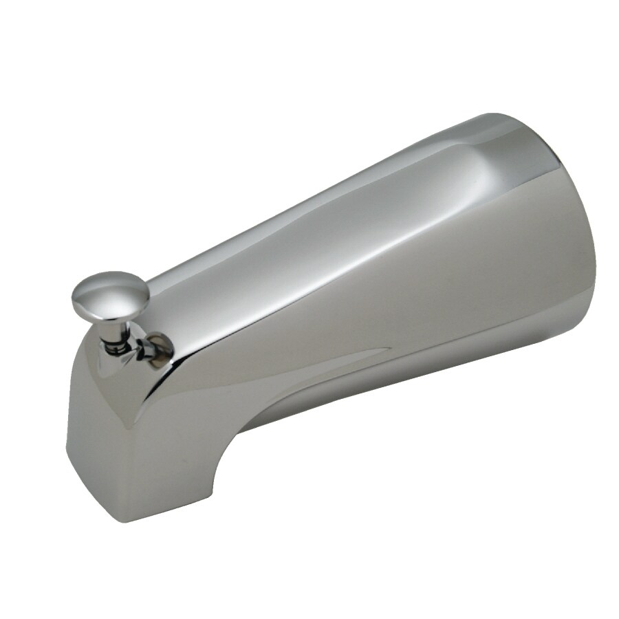 Exceptional Mixet Chrome Tub Spout With Diverter