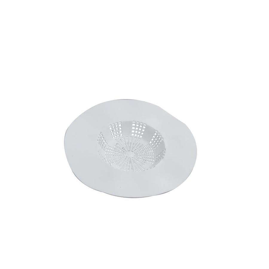 BrassCraft 5-in White Plastic Kitchen Sink Strainer Basket