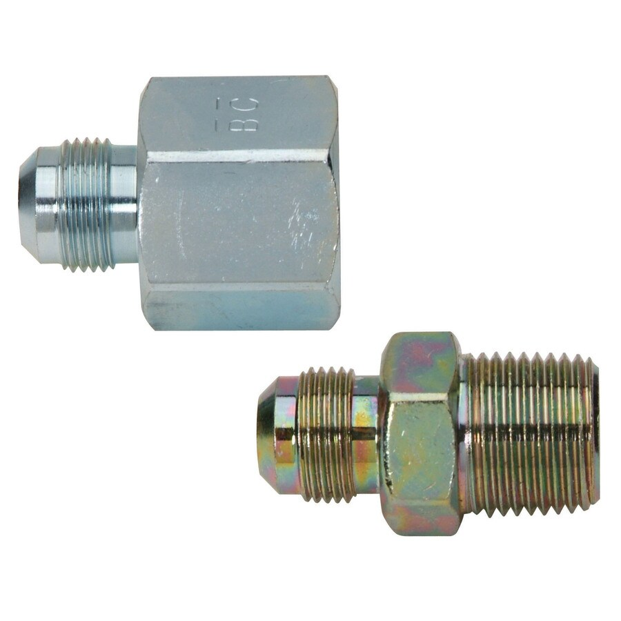 BrassCraft Galvanized 1/2-in Connection Fitting