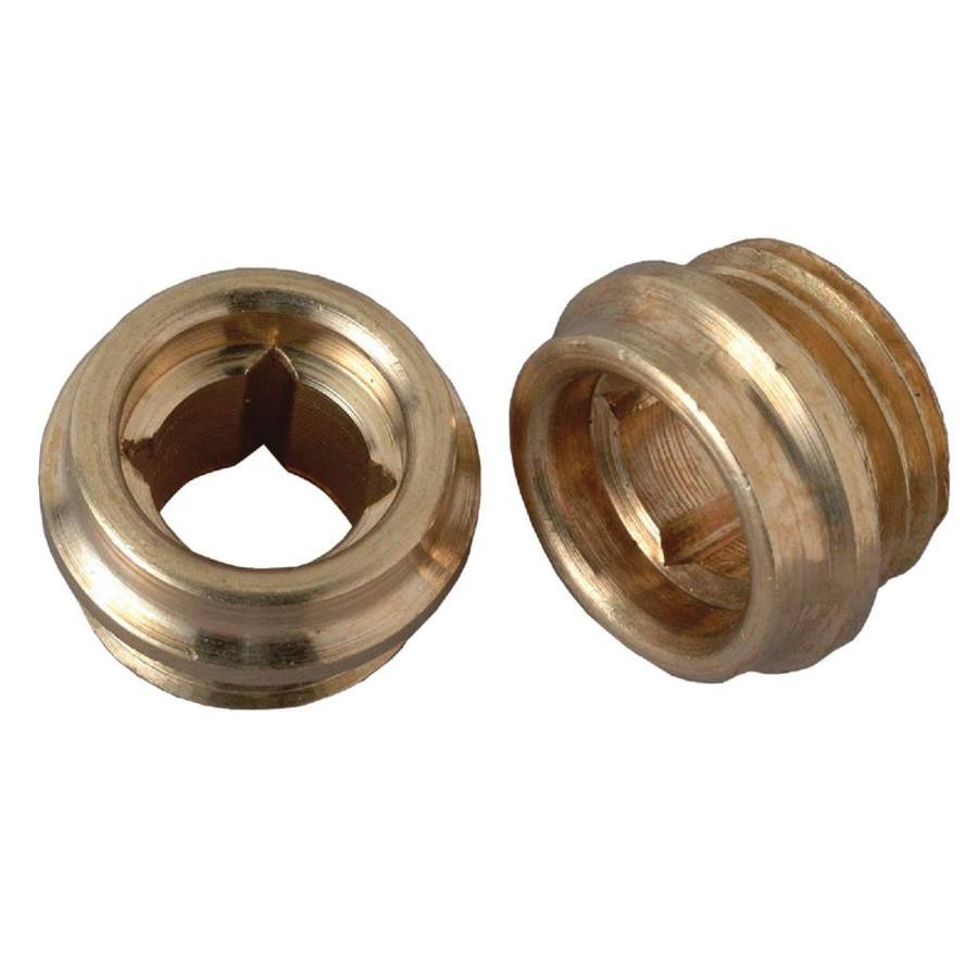 BrassCraft 1/2-in x 20 TPI Brass Faucet Seat