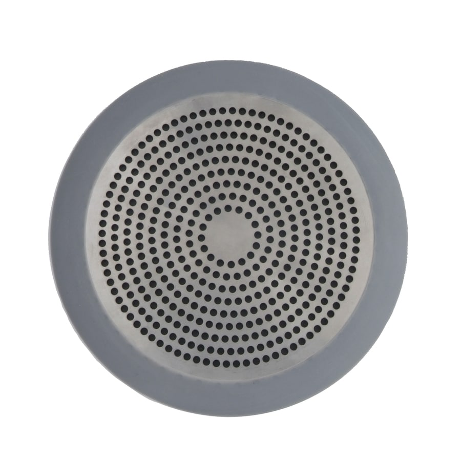 Shop Brasscraft Brushed Nickel Metal Drain Cover At