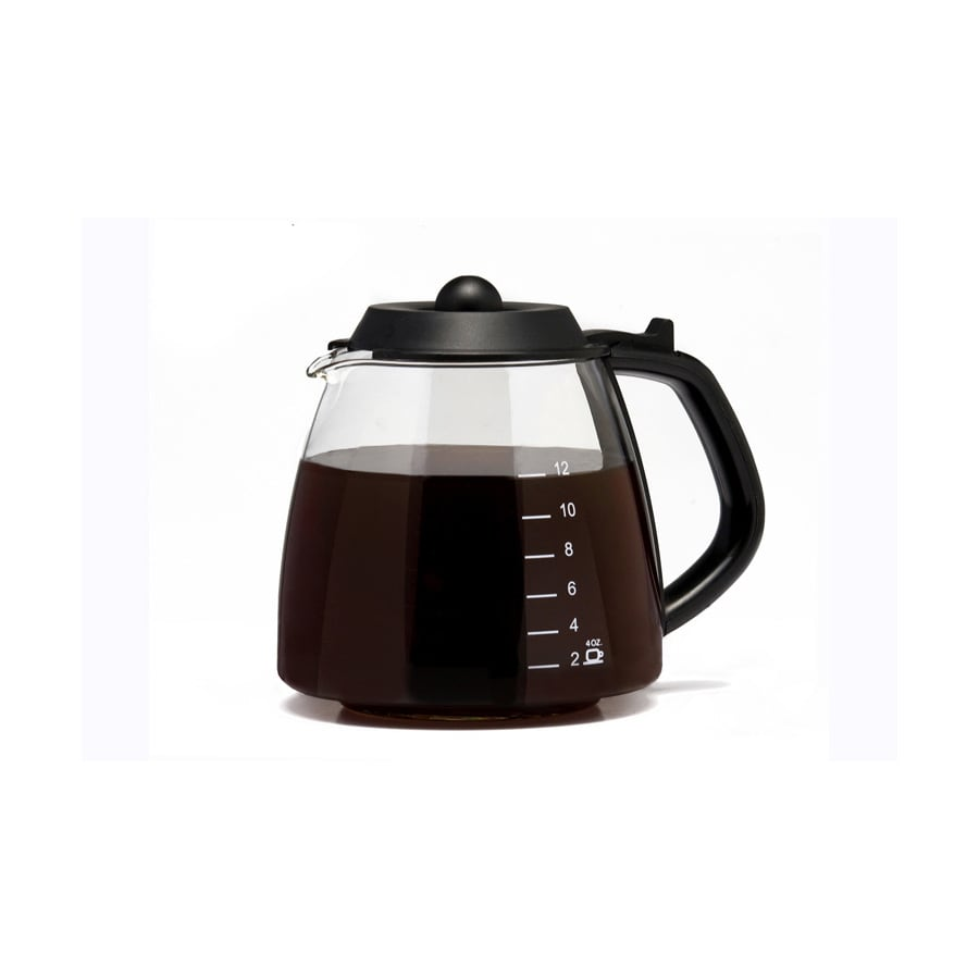 One All Universal 12-Cup Millennium Style Glass Coffee Maker Carafe