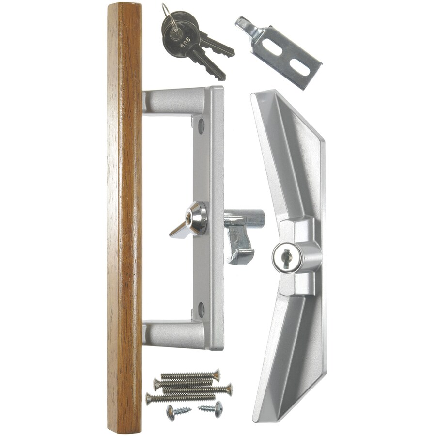 Wright Products 3 94 In Surface Mounted Sliding Patio Door Handle