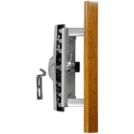 WRIGHT PRODUCTS 3.94 In Surface Mounted Sliding Patio Door Handle