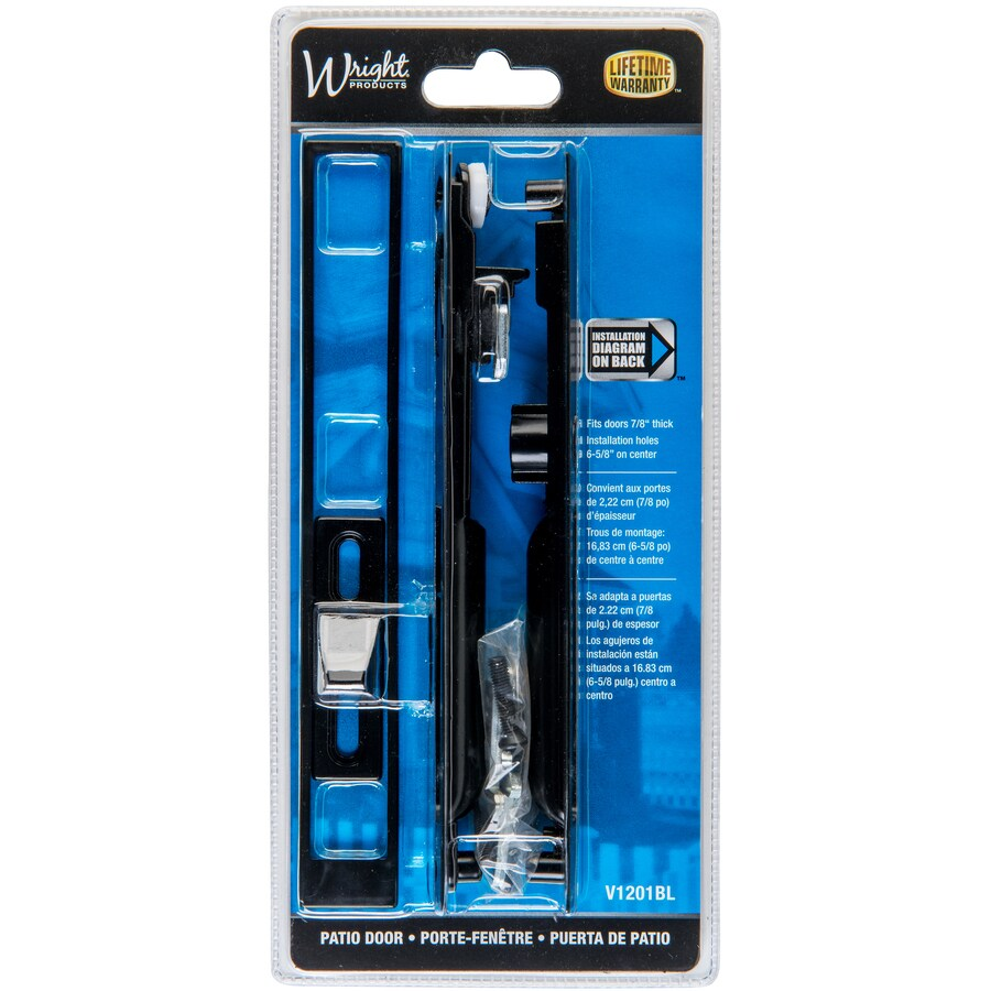 WRIGHT PRODUCTS 3.94-in Flush Mount Sliding Patio Door Handle