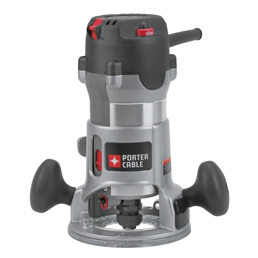 PORTER-CABLE 2.25-HP Variable Speed Fixed Corded Router