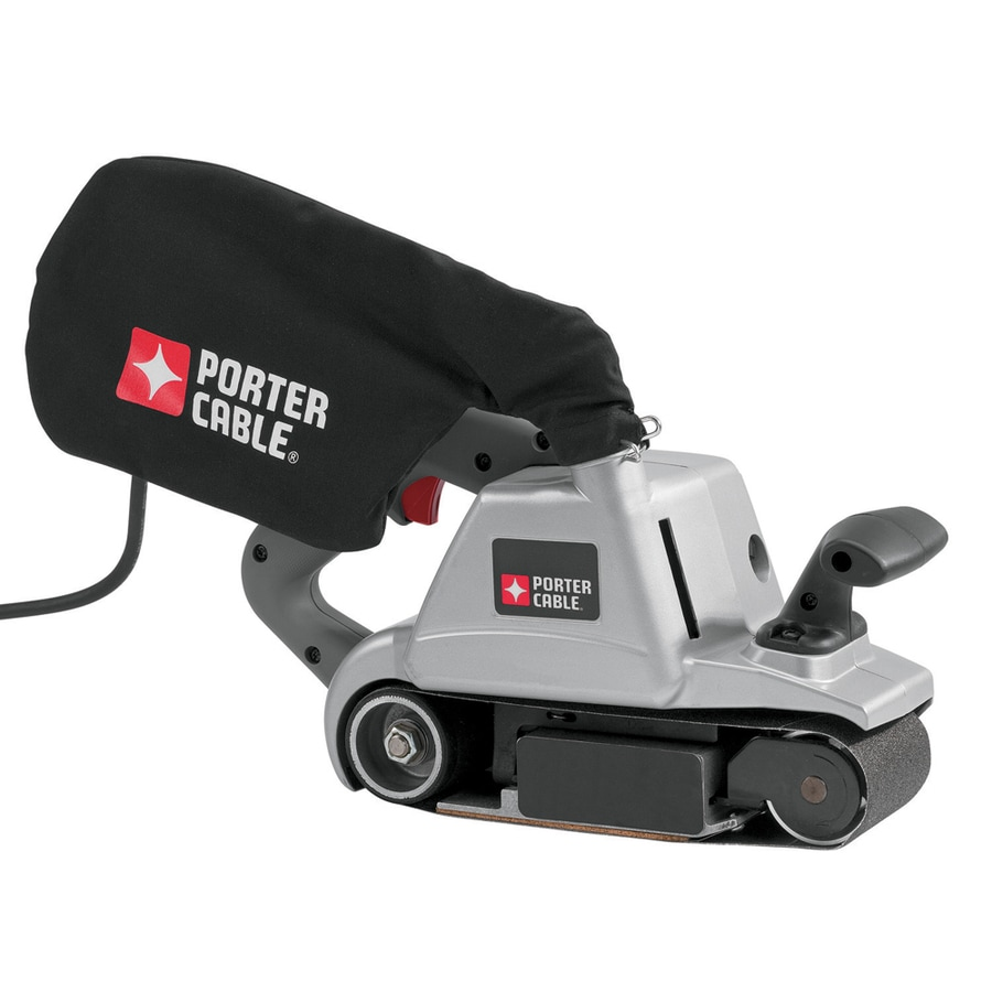 Shop PORTER-CABLE 12-Amp Belt Sander at Lowes.com