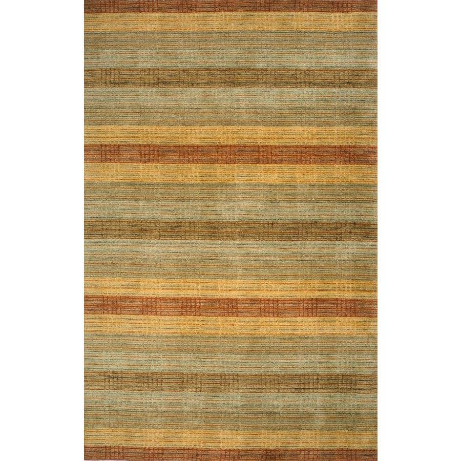Momeni Austin Multicolor Rectangular Indoor Woven Area Rug (Common: 4 x 6; Actual: 42-in W x 66-in L)