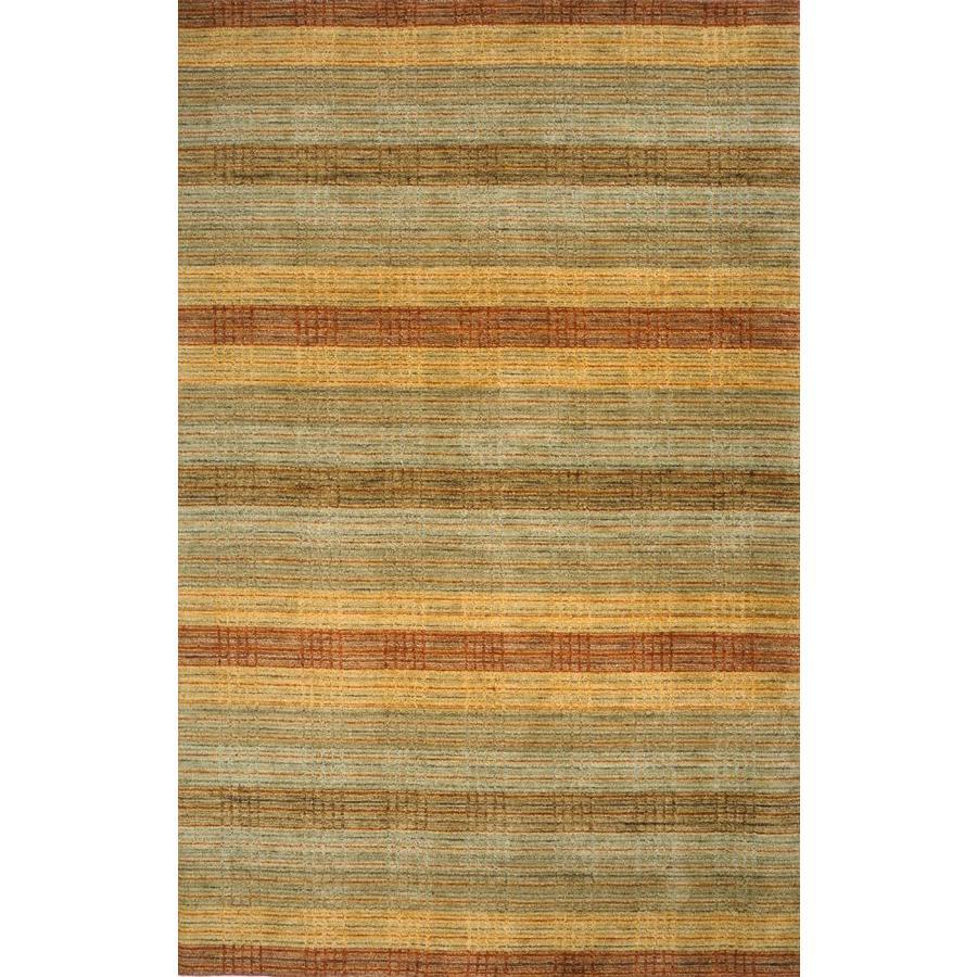 Momeni Austin Multi Rectangular Indoor Woven Area Rug (Common: 10 x 14; Actual: 9.5-ft W x 13.5-ft L)