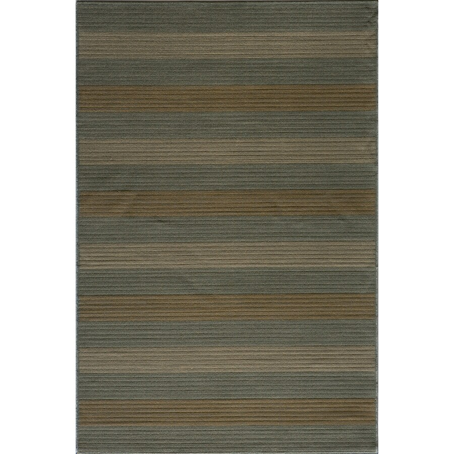 Momeni Cooper Rectangular Blue Transitional Woven Accent Rug (Common: 2-ft x 3-ft; Actual: 24-in x 36-in)