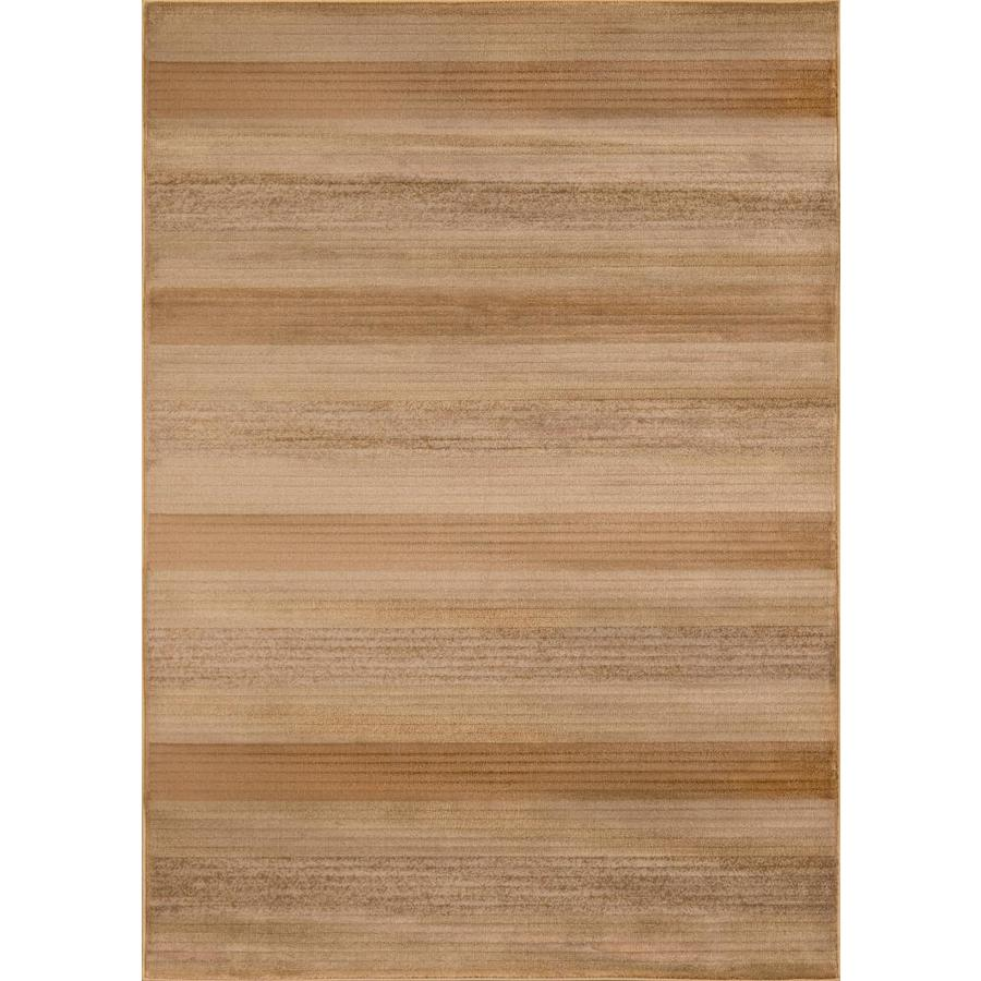 Momeni Cooper Beige Rectangular Indoor Woven Area Rug (Common: 4 x 6; Actual: 47-in W x 67-in L)