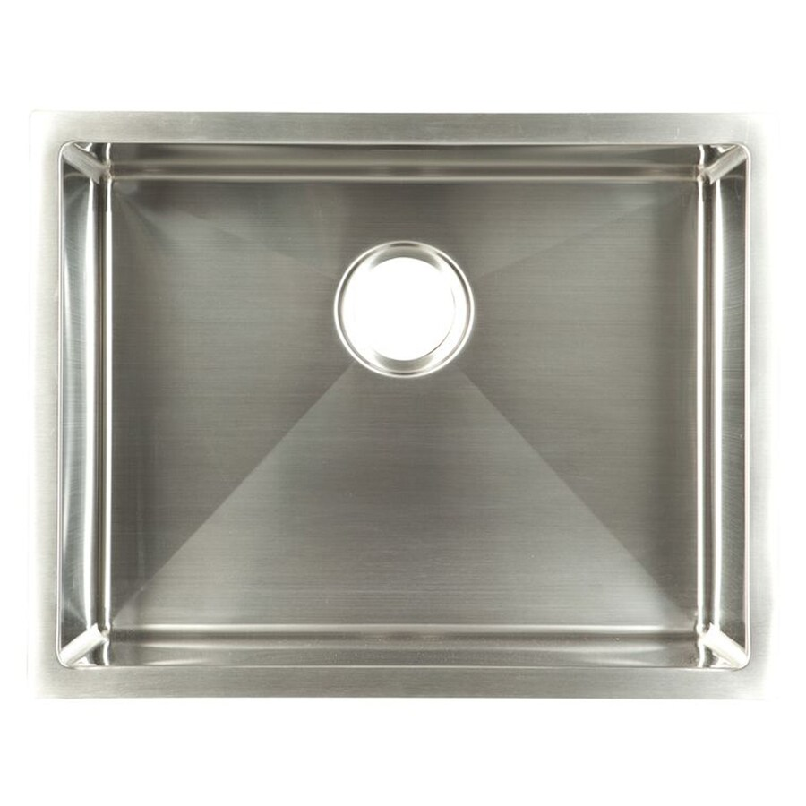 Franke Commercial Sinks : ... -Basin Stainless Steel Undermount Commercial/Residential Kitchen Sink