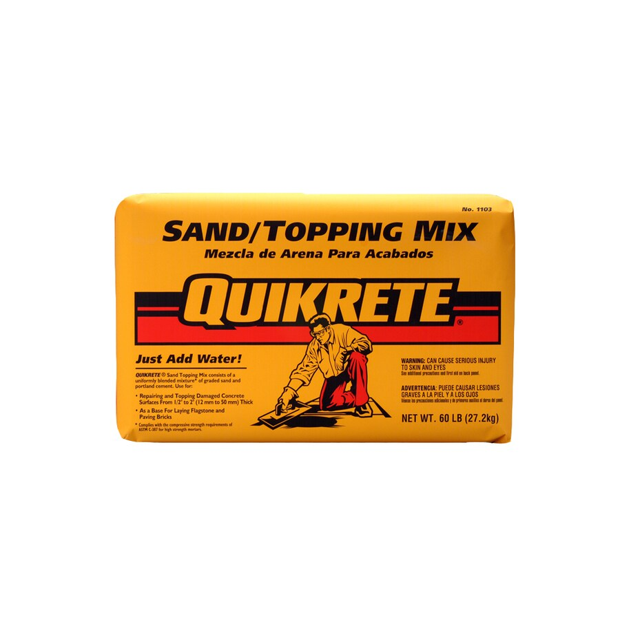 QUIKRETE 80-lb Mortar Mix