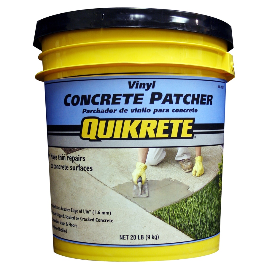 QUIKRETE 20-lbs Vinyl Concrete Patch