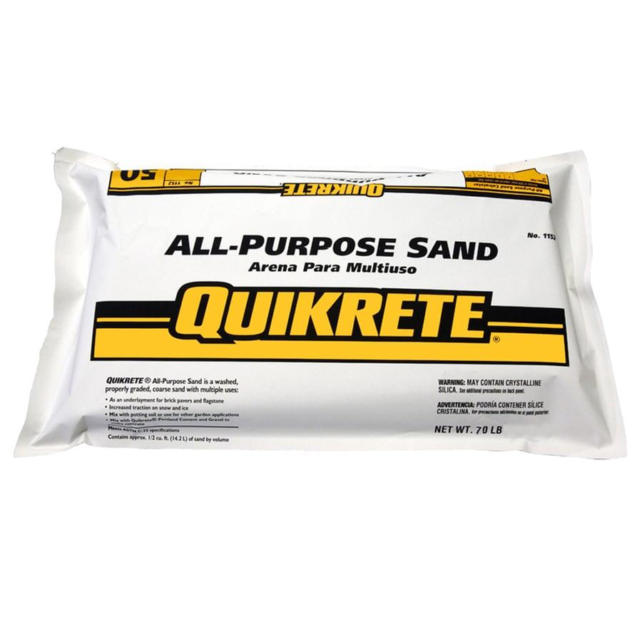 QUIKRETE 50-lb All-Purpose Sand