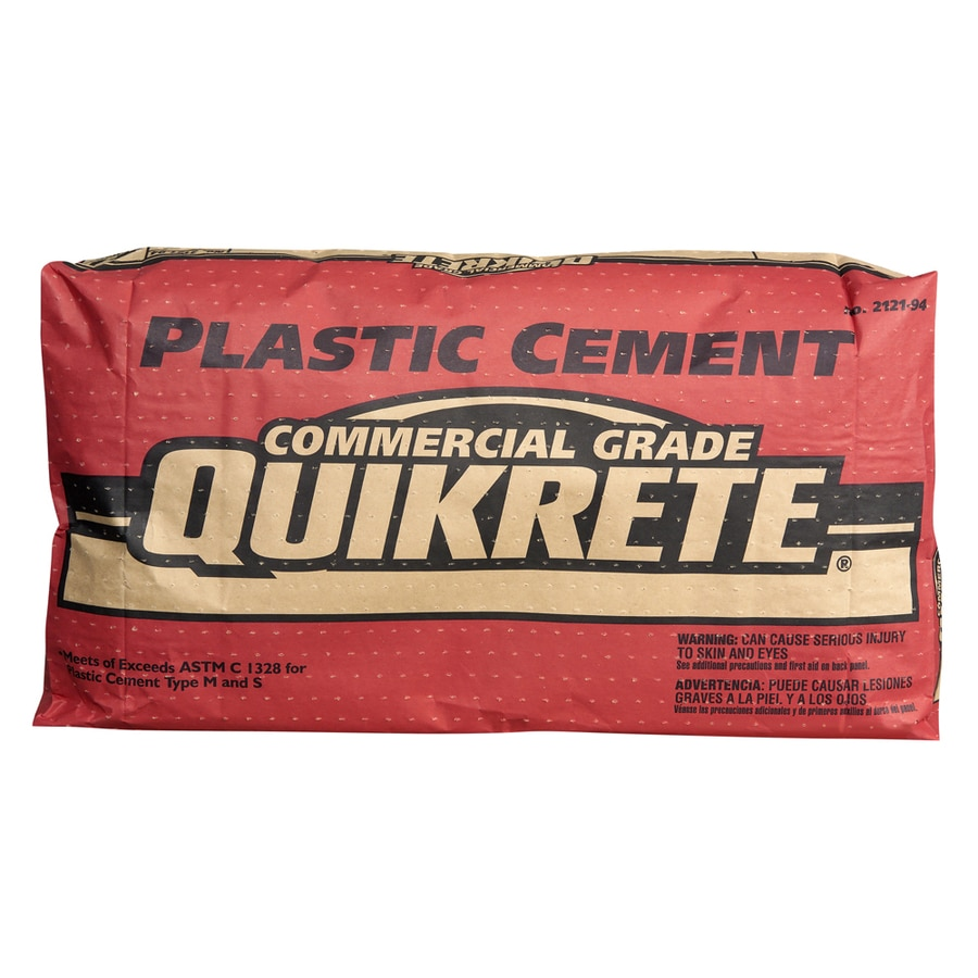 QUIKRETE 50-lbs Base Coat Stucco Mix