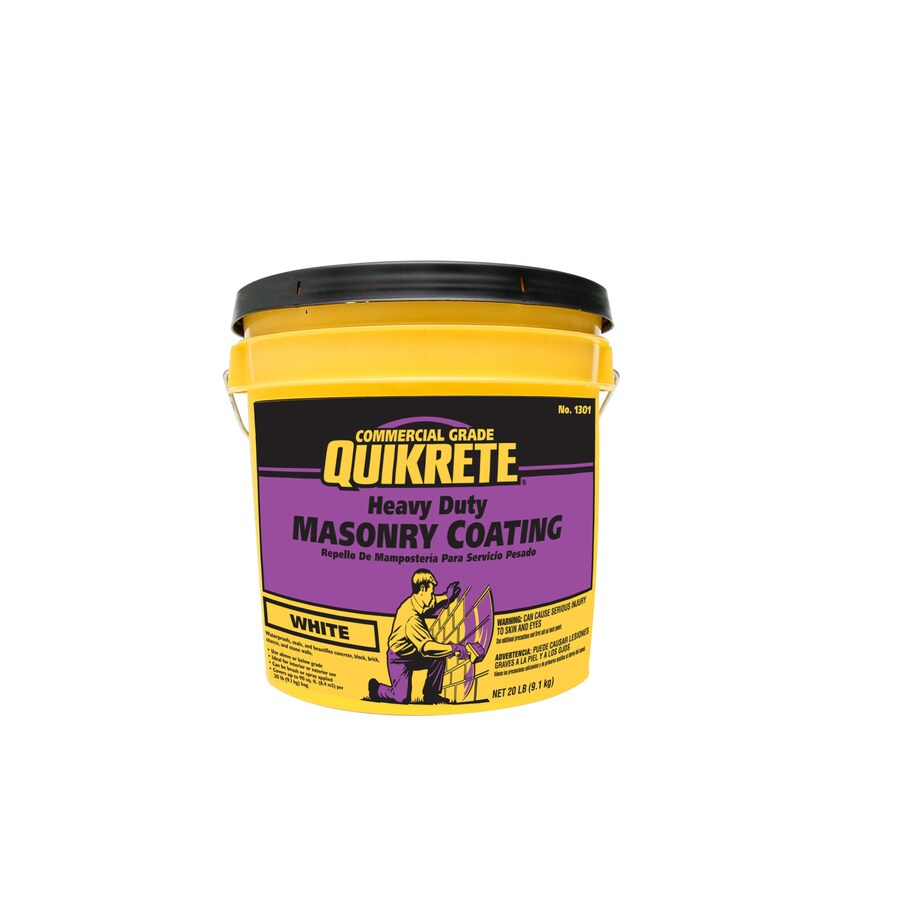 QUIKRETE Heavy Duty Coating Masonry Sealer for Concrete